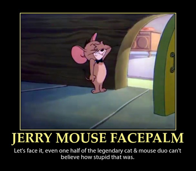 Jerry the mouse face - photo#39