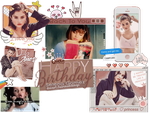 ~.Happy Birthday Selena Gomez by ISirensDesigns