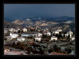 Winter in Southern Bulgaria by sharo