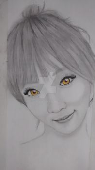 work in progress 2/4 Min Hee by Joker64