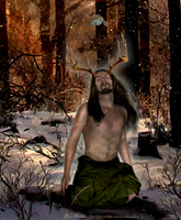 Herne, The Reborn Lord by SpiritOnParole