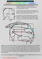 How I draw Turians in Profile by Rofl-Coppta