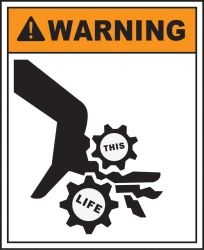 Warning Sign - THIS LIFE by 1chrono1