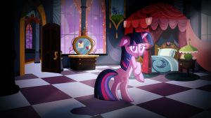 Wallpaper Twilight you want night with me by Barrfind