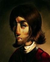Rembrandt Styled Caricature by jnurp