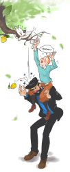 Adventure of tintin by monster3x