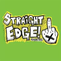 Straight Edge by snapthefox