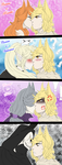 All kisses of Camius by LordMroku