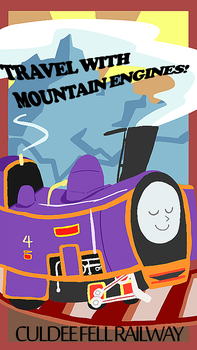 The railway series:Culdee by Hasestoffer
