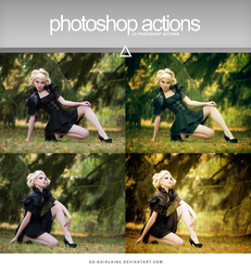 Actions - Light and Dark by So-ghislaine
