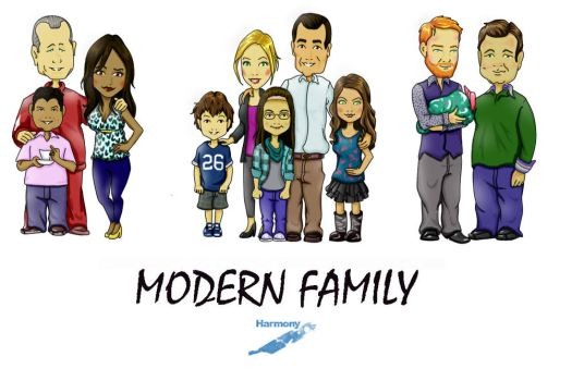 Modern Family Final by Harmony-or