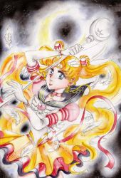 eternal Sailor Moon by Otto-Chrissi