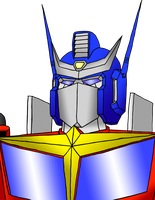 Star Convoy (Bust) - Color by Varia31