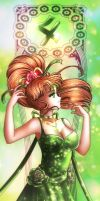 Sailor Royalty: Princess Jupiter by galia-and-kitty