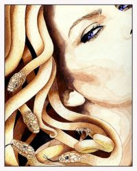 Medusa by gunfighter6