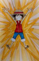 I'm going to be the Pirate King!! by prusce
