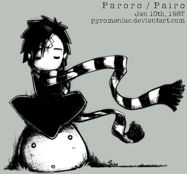 ID change once again by Parororo