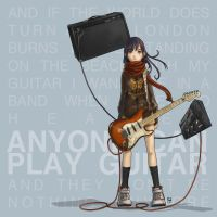 Anyone can play Guitar by aiyeahhs