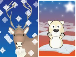 Christmas Cards 2011 Part 2 by SaQe