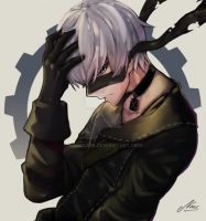 9S [Nier:Automata] by NaseCafe