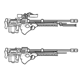 (DH82)Anti material sniper bullpup design by maxviolence