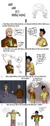 Double Character Meme!! by MrDataTheAwesome
