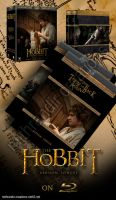 The Hobbit on Blu Ray by Mithrandir29