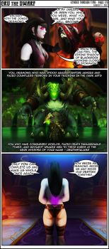 Echoes Through Time - Page 170: Deathstalker by Cru-the-Dwarf