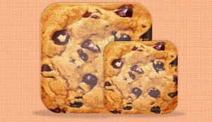 iOs Cookie Icon by Jexyla