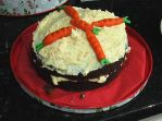 Cliff Richard's Carrot Cake (My Bake) by CCB-18