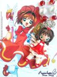 Card Captor Sakura - Outfit RED! by AyumiDesign