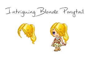 Fantage Mixed Hair #2 by iKittty