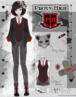 Proxy High Student ID by Feurette