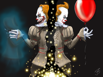 It: Mirror Image by rikki-riki