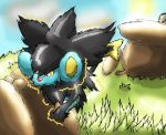 Luxray by Silvernazo