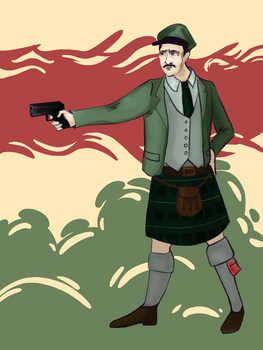 as you may remember, my name is Lethbridge-Stewart by lipwigvonmoist