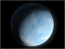 Ice Planet Stock by Hameed