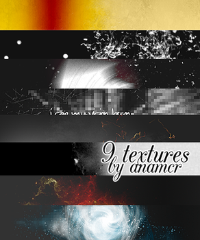 Texture set 10 by anamcr