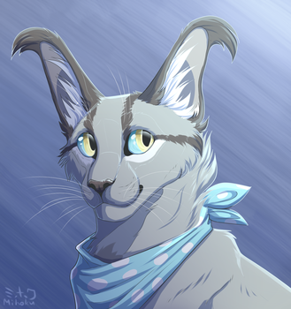 For Finchwing [Gift] by Mihoku-san