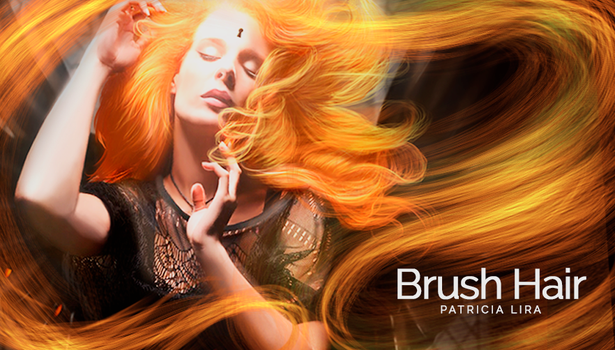 Patricia Lira - Brush Hair by PatriciaLira