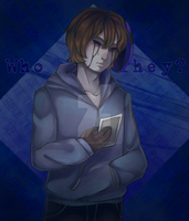 |Eyeless Jack| After suicide by Cross-Hatch001