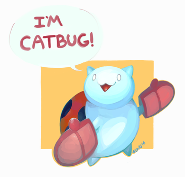 I'M CATBUG by UndyingSong