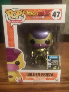 good will find gold frieza wow by thatguy4802