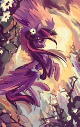What do flowers dream about? by Chio-Kami