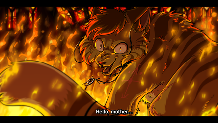 [COM] ''Hello, mother...'' by Chiibe
