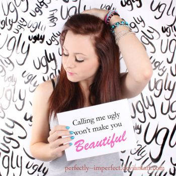 So Damn Unpretty. by Perfectly--Imperfect