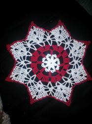 small doily by One-0f-Many-Names