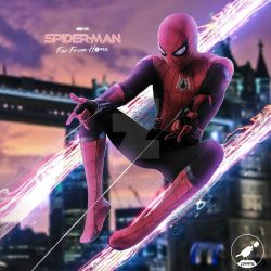 Spider-Man: A Far From Home by CountIS
