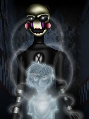 FNAF- Trapped within by mgwolf999