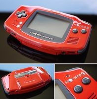 custom Mother 3 GBA by Zoki64